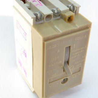 Автоматические выключатели АЕ 2033