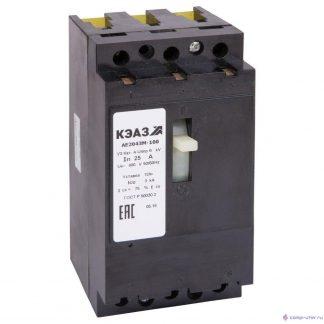 Автоматические выключатели АЕ 2043