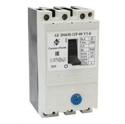 Автоматический выключатель АЕ 2046 М