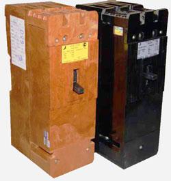 Автоматический выключатель А 3716 ФУЗ и БУЗ