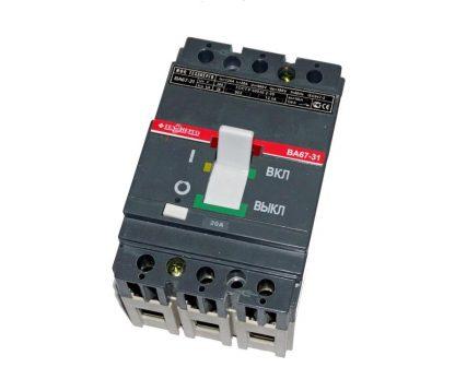 Автоматический выключатель ВА 67-31