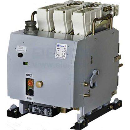 Автоматический выключатель Электрон Э 25В выдвижной 2500А