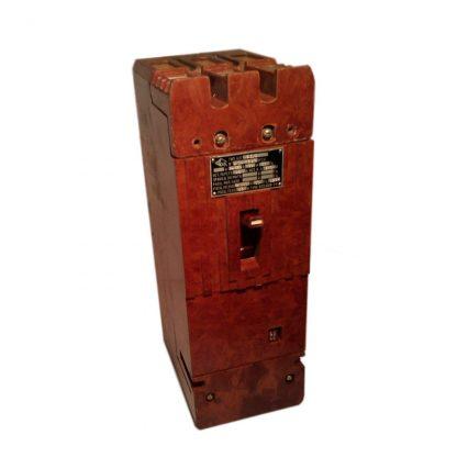 Автоматический выключатель А 3712 БУЗ