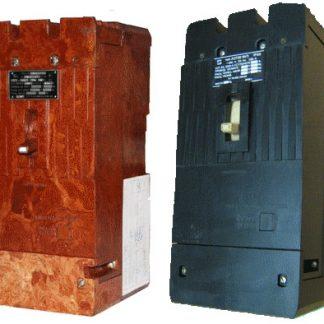 Автоматический выключатель А 3726 ФУЗ и БУЗ
