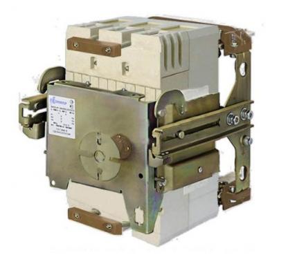 Автоматический выключатель А3792Б ~660В выдвижнойРП УХЛ3