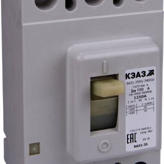 Автоматический выключатель ВА 51-35 М1
