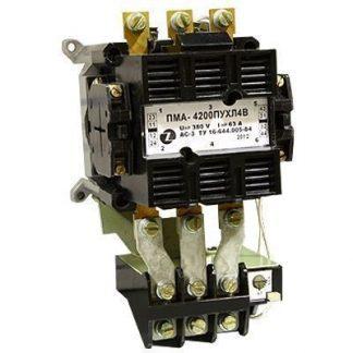 Пускатели электромагнитные ПМА 4200