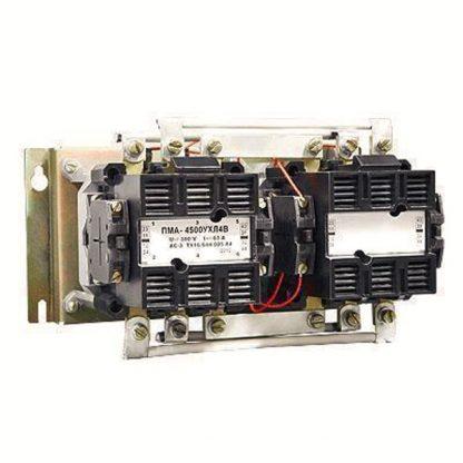 Пускатели электромагнитные ПМА 4500