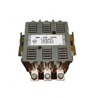 Пускатели электромагнитные ПМА 5100