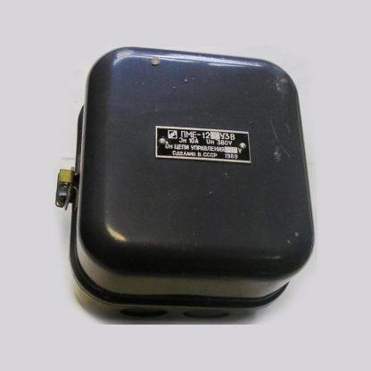Пускатели электромагнитные ПМЕ 121